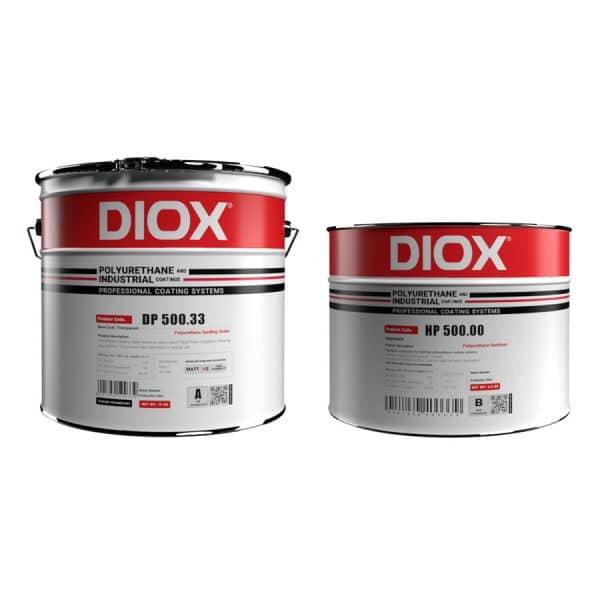 سیلر پلی اورتان دیوکس DP 500.33
