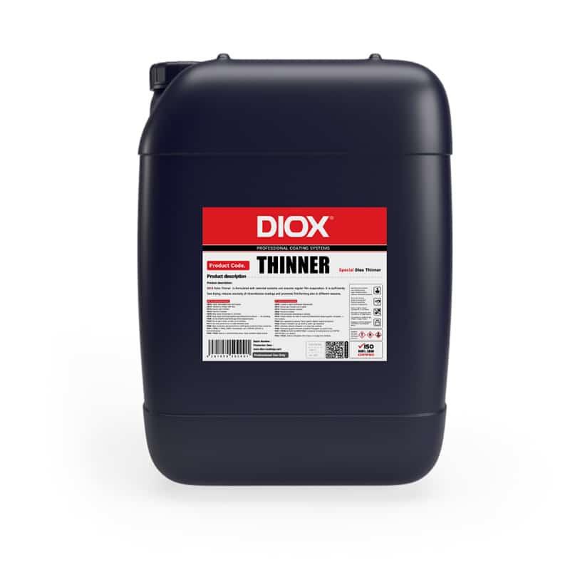 تینر مخصوص پوشش ضدحریق TI 650