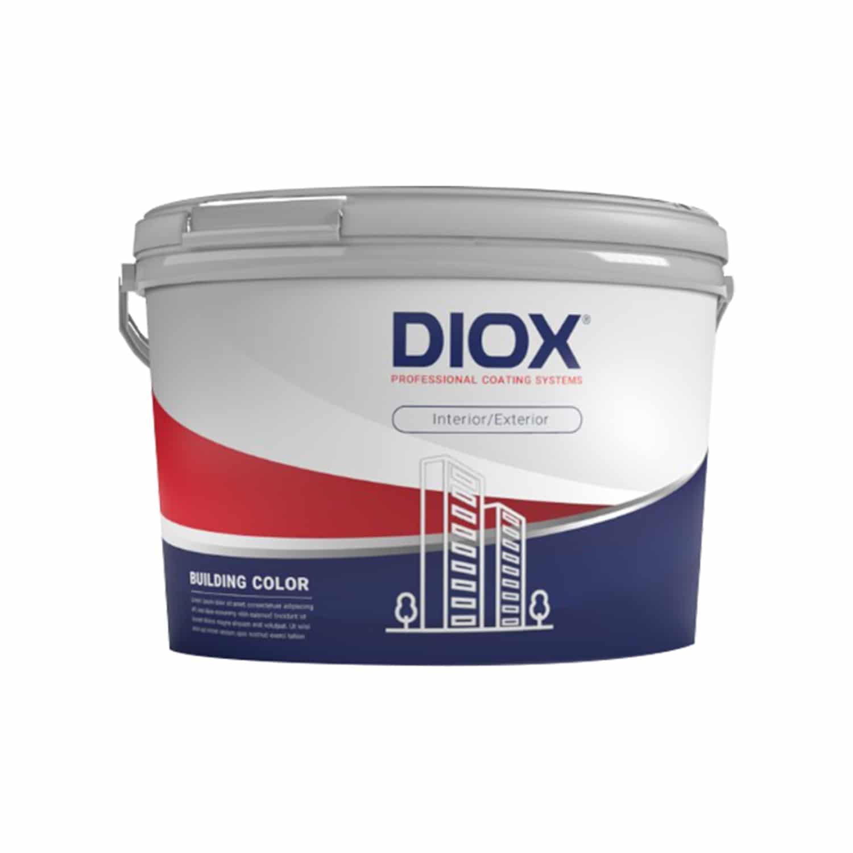 رنگ روغنی براق سفید دیوکس DN 100.33