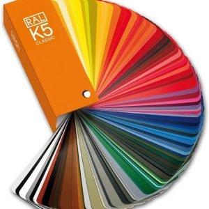 کالیته رنگ رال RAL K5
