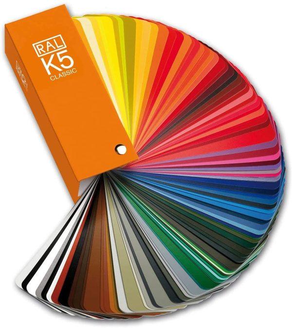 کالیته رنگ رال K5