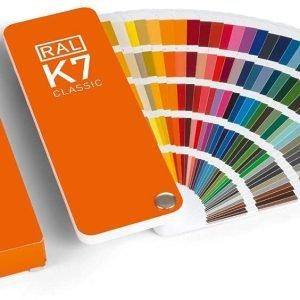 کالیته رنگ رال RAL K7